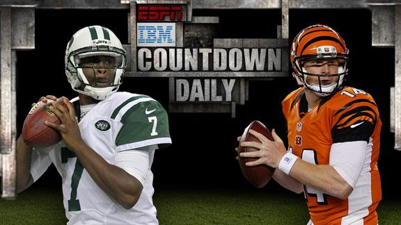 Video - Inside Edge: Jets at Bengals