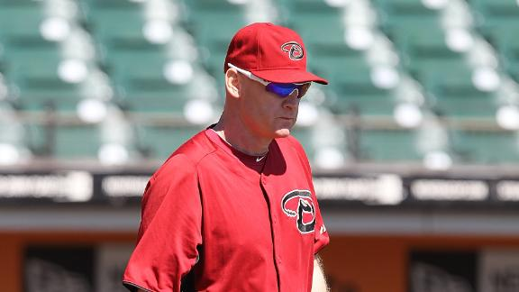 Reports: Nationals plan to hire Matt Williams