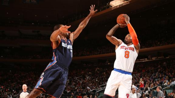 Video - Bobcats Spoil Knicks' Return