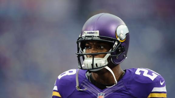 Video - Adrian Peterson's Trade Value