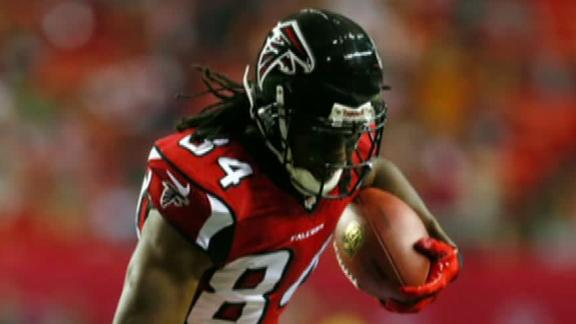 Video - Falcons To Be Without Roddy White
