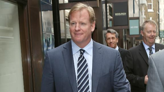 Goodell on L.A. vs. London: NFL wants both