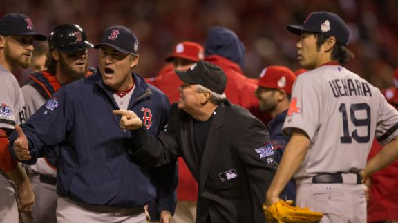 Video - Umpires Get It Right In Game 3