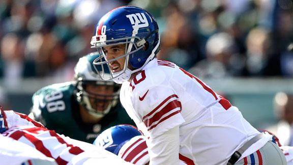 Video - Sunday Blitz: Giants-Eagles Recap