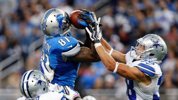 Video - Johnson's Monster Day Sparks Lions