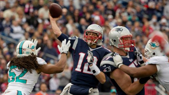 Video - Patriots Rally For Divisional Win