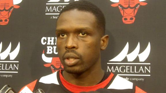Video - Luol Deng On Opening Night