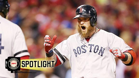 Video - Gomes' Blast Lifts Red Sox In Game 4