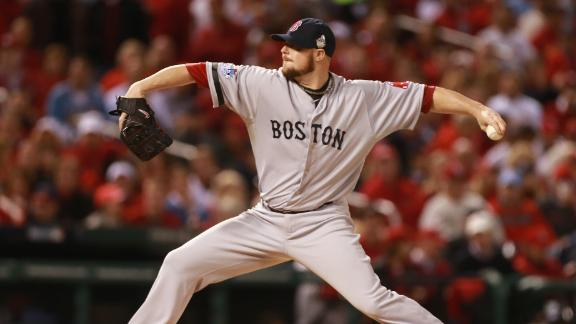 MacMullan: Jon Lester is a legitimate ace again
