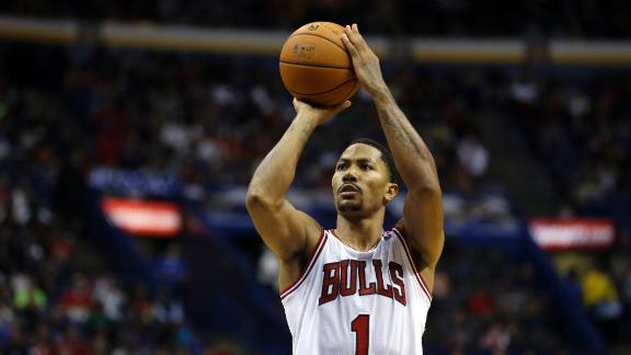 Bulls' Rose: I'm better; IQ higher