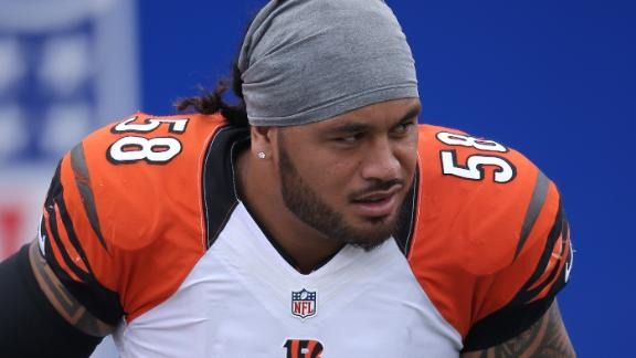 Source: Bengals' Maualuga out 3-4 weeks