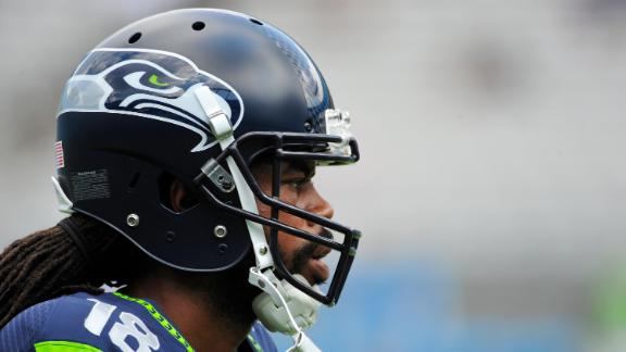 Seahawks WR Rice tears ACL, done for year