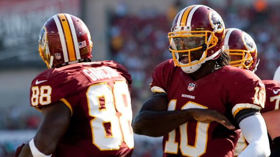 Video - Was Garcon Taking A Shot At RG III?