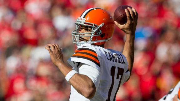 Video - NFL Nation Buzz: Browns