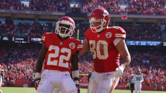 Video - NFL Nation Buzz: Chiefs