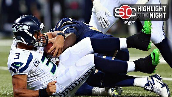 Video - Seahawks Survive Against Rams