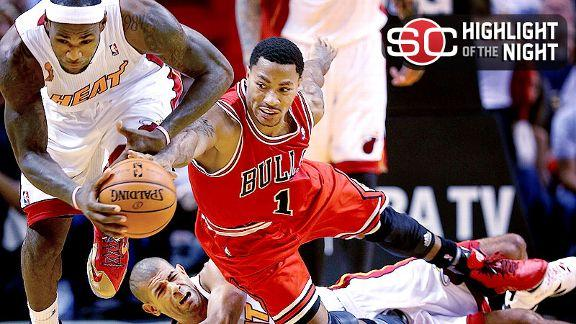 Video - Heat Top Bulls In Opener