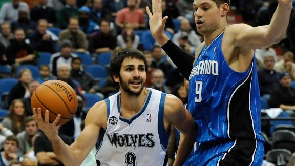 Love's 31 points, 17 boards lift Wolves in OT