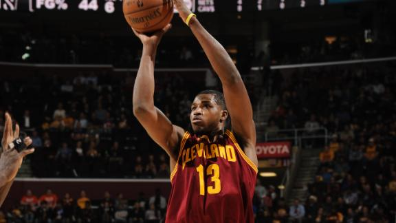 Video - Cavs Stun Nets