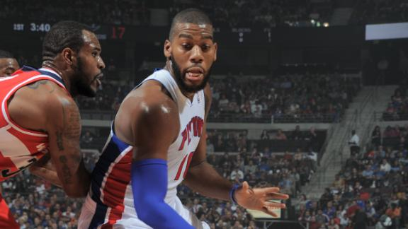 Video - Pistons Pound Wizards