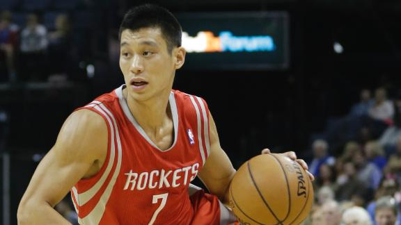 Rockets' Parsons: Beverley, not Lin, to start