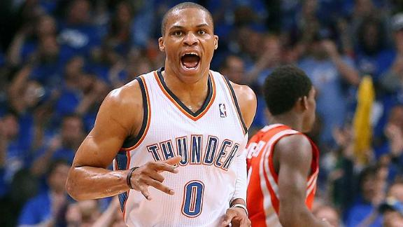 Video - Westbrook May Return In Two Weeks