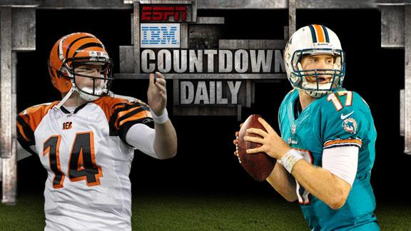 Video - Inside Edge: Bengals at Dolphins