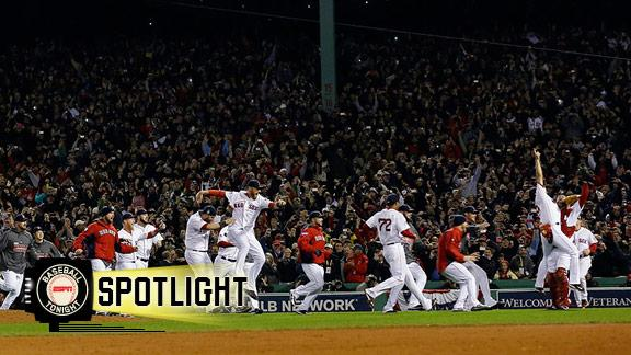 Video - Red Sox Win World Series