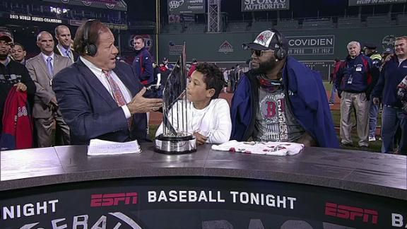 Video - Ortiz Named MVP