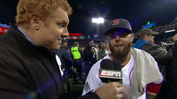 Video - Pedroia: 'Special Group Of Guys'
