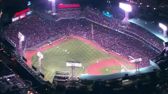 Video - Fans Celebrate In Boston