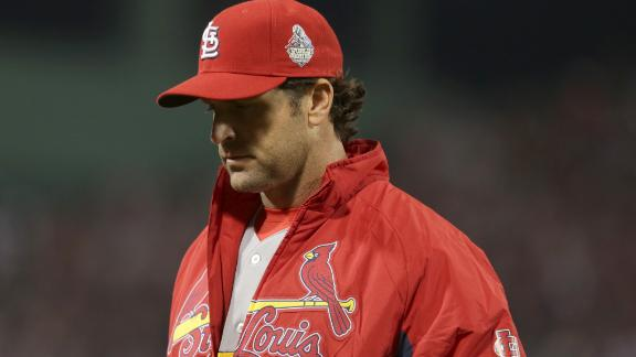 Video - Mike Matheny After Cardinals' Loss