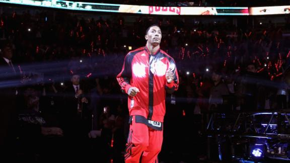 Video - Impressions Of Derrick Rose