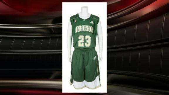 Video - Mint Condition: LeBron's HS Jersey