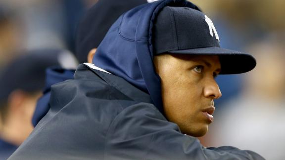 Manfred: A-Rod career 'sad' and 'tarnished'
