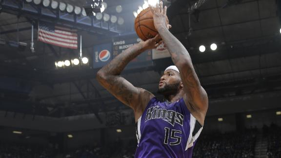 Video - Cousins Leads Kings Past Nuggets