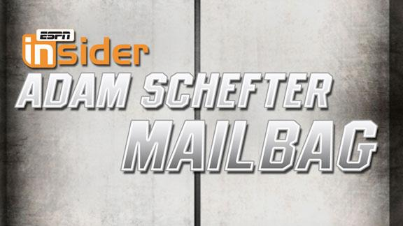 Video - Adam Schefter Mailbag: Week 9