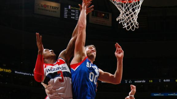 76ers improve to 2-0 with win over Wizards