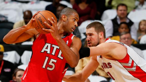 Video - Horford, Hawks Top Raptors