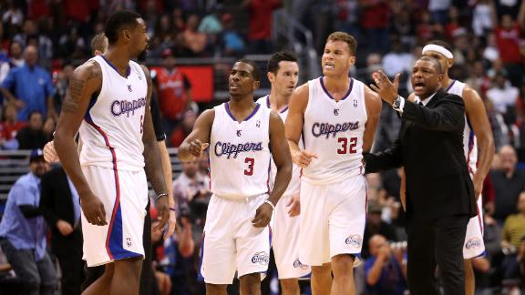 Video - Paul, Clippers Fly Past Warriors