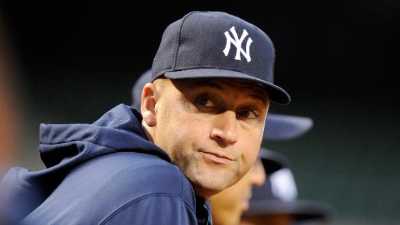 Yankees sign Jeter to $12M deal for '14