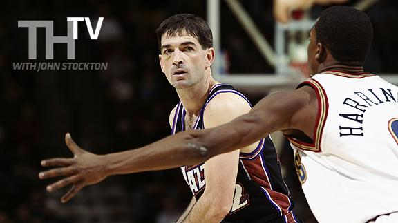 Video - John Stockton Is Good At Everything
