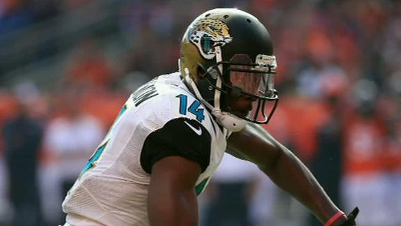N.F.L. Roundup: Jacksonville's Blackmon Is Suspended Indefinite…
