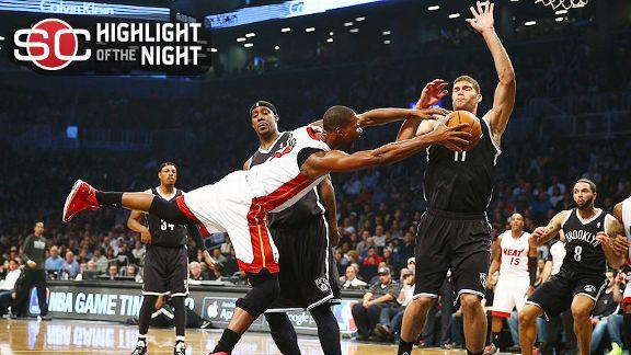 Video - Nets Fend Off Late Rally From Heat