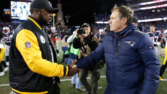 Video - Belichick Pleased With Pats' Win