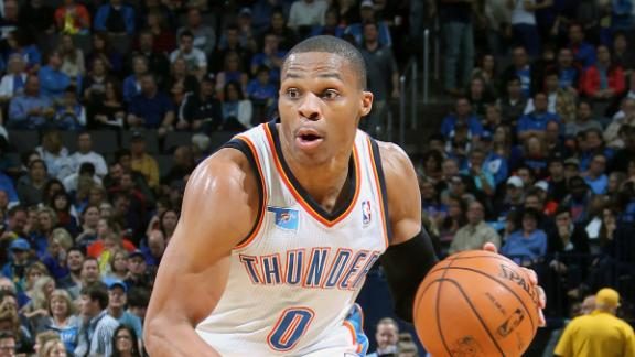 Video - Westbrook Returns In Thunder Win