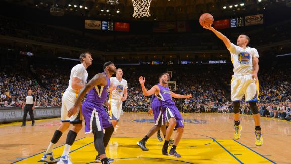 Video - Warriors Cruise Past Kings