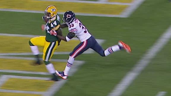 Video - Packers Lead Bears After 1st Quarter