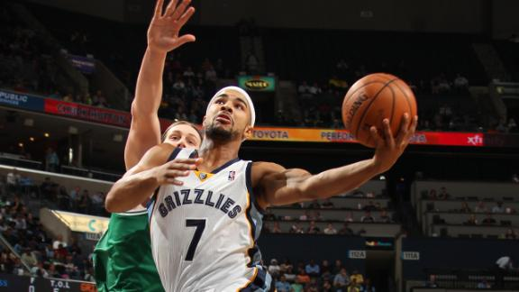Bayless guides Grizzlies past winless Celtics