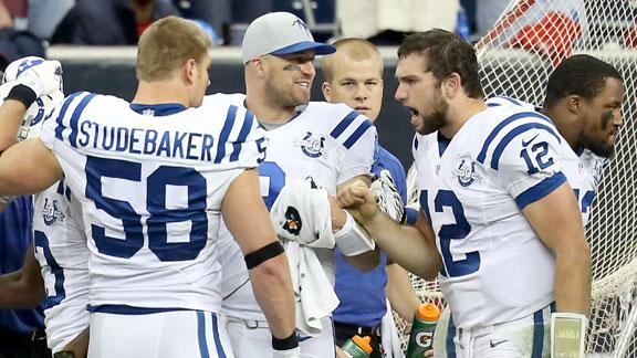 Are the Colts emerging as a power?